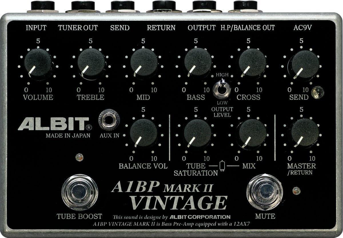 ALBIT A1BP VINTAGE MARK Ⅱ