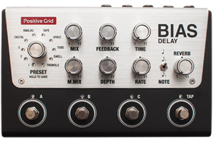 Positive Grid BIAS Delay