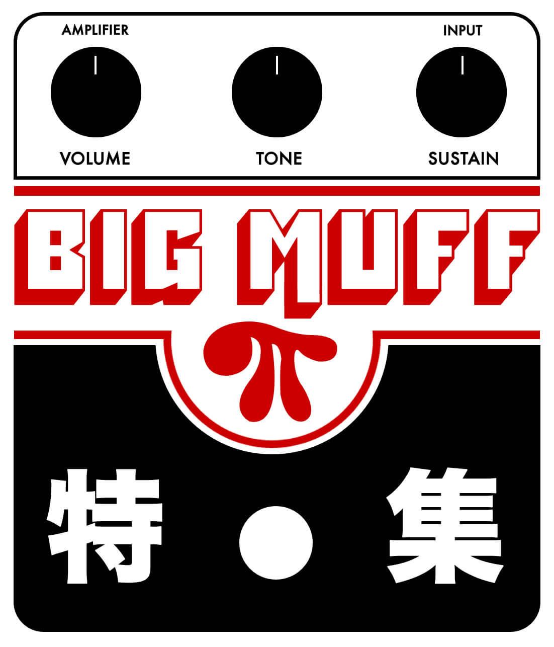 BIG MUFF特集