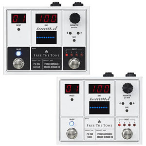 Free The Tone PROGRAMMABLE ANALOG 10 BAND EQ