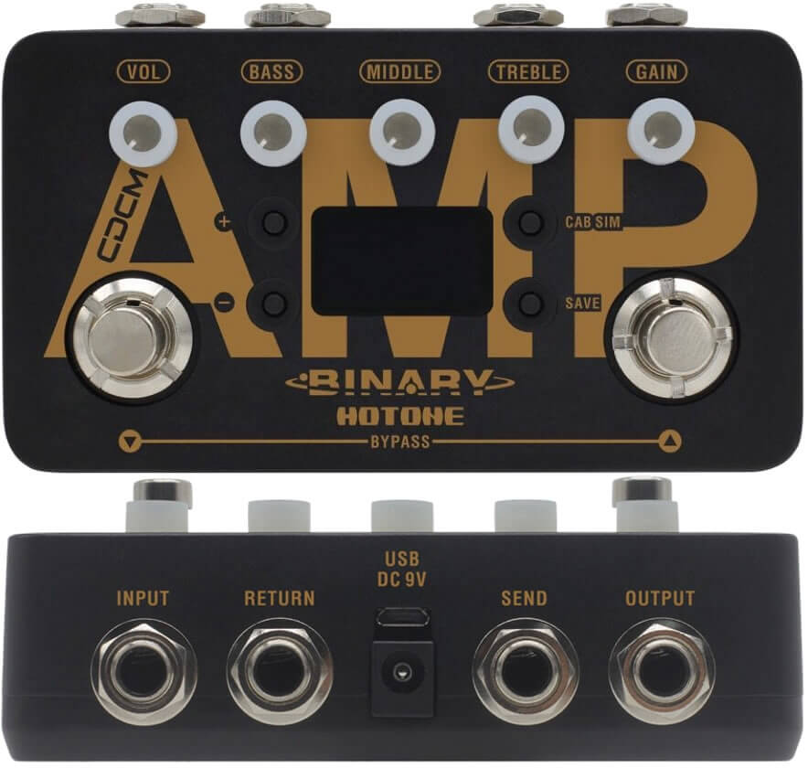 BINARY AMP