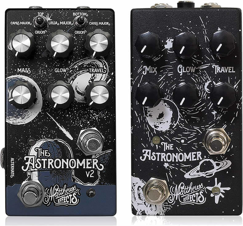 The Astronomer V2、The Astronomer V1