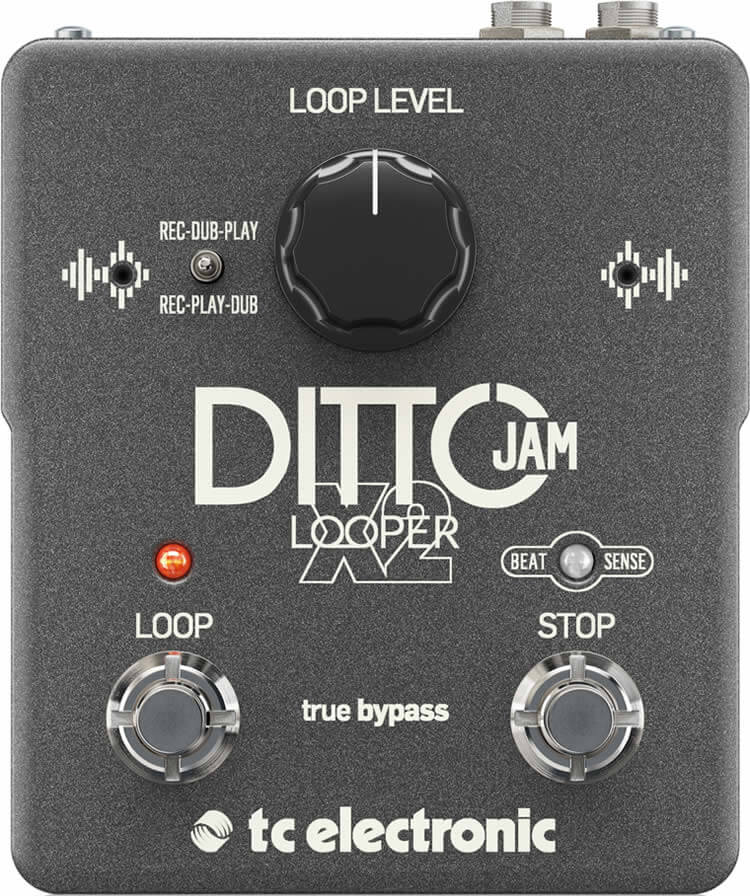 DITTO JAM X2 LOOPER