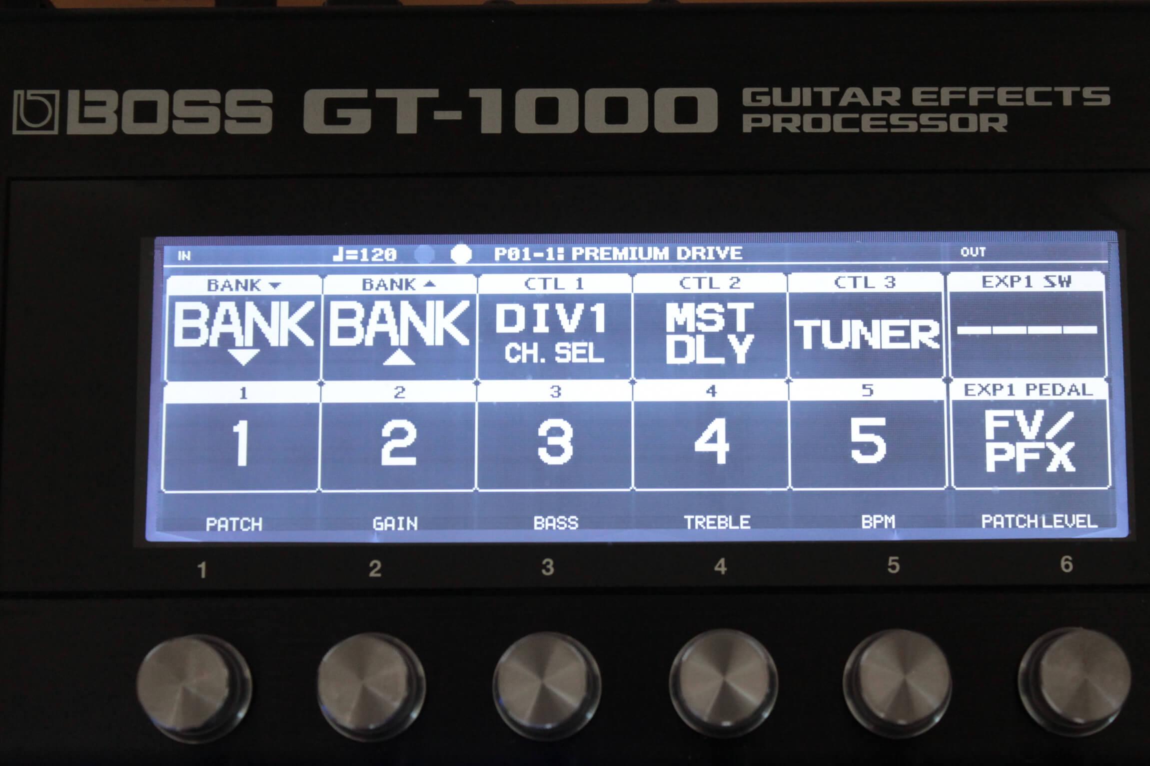 GT-1000:パネル1