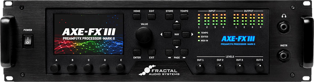 Fractal Audio Systems Axe-Fx III MARK II