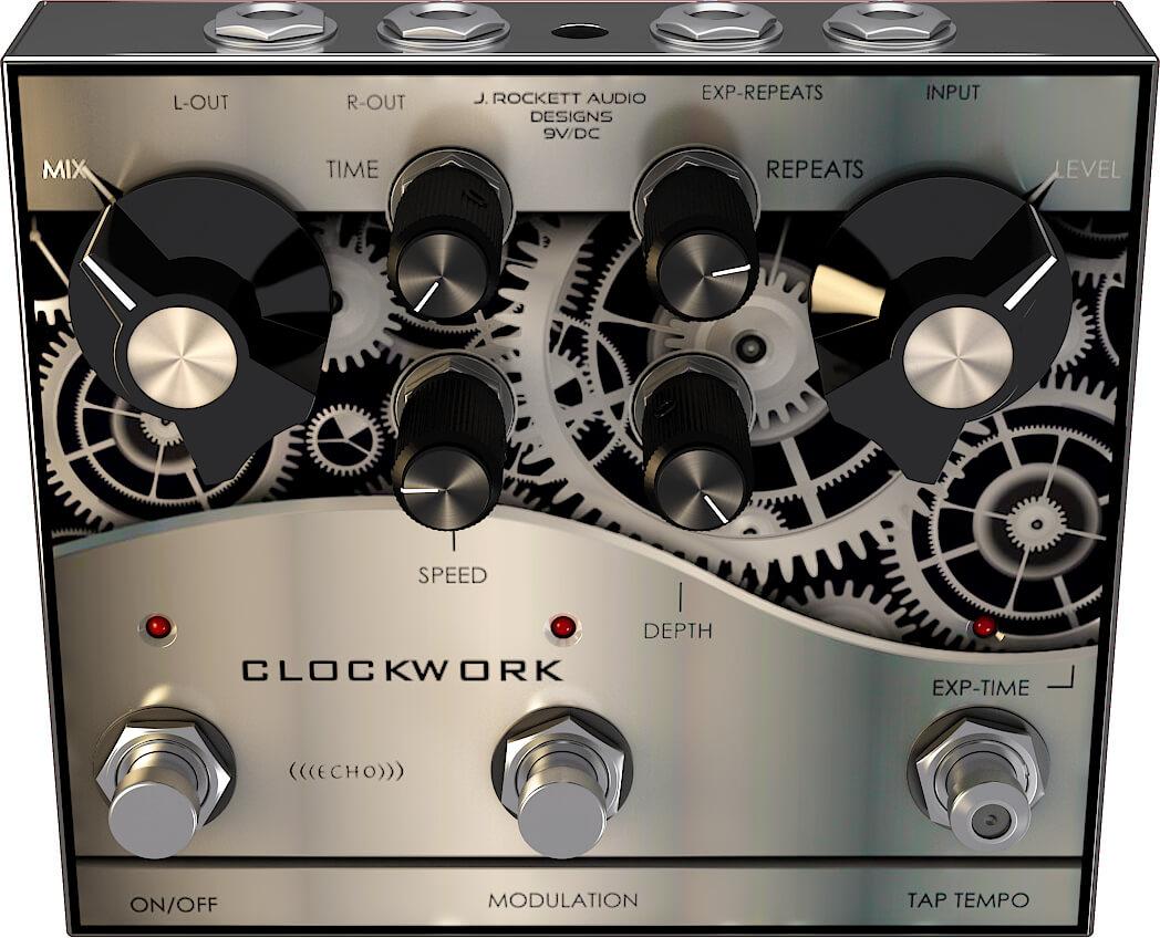 Clockwork Echo:リアパネル