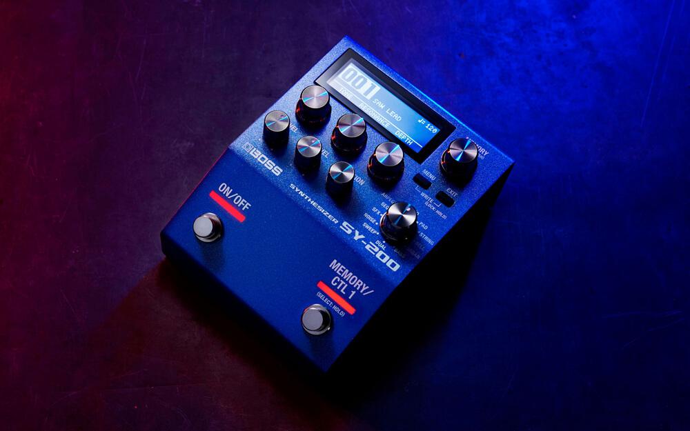 BOSS SY-200 Synthesizer