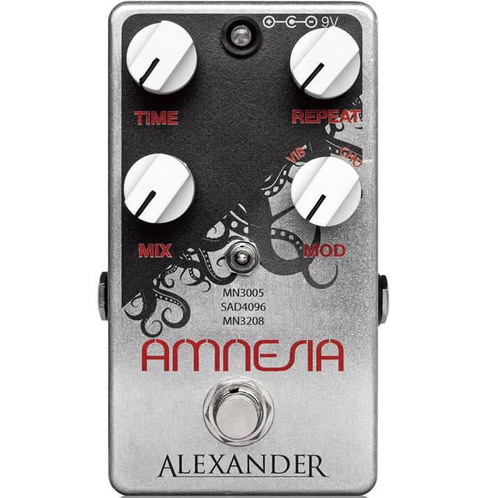 Alexander Pedals Amnesia