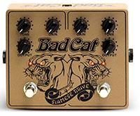 Bad Cat Siamese Drive