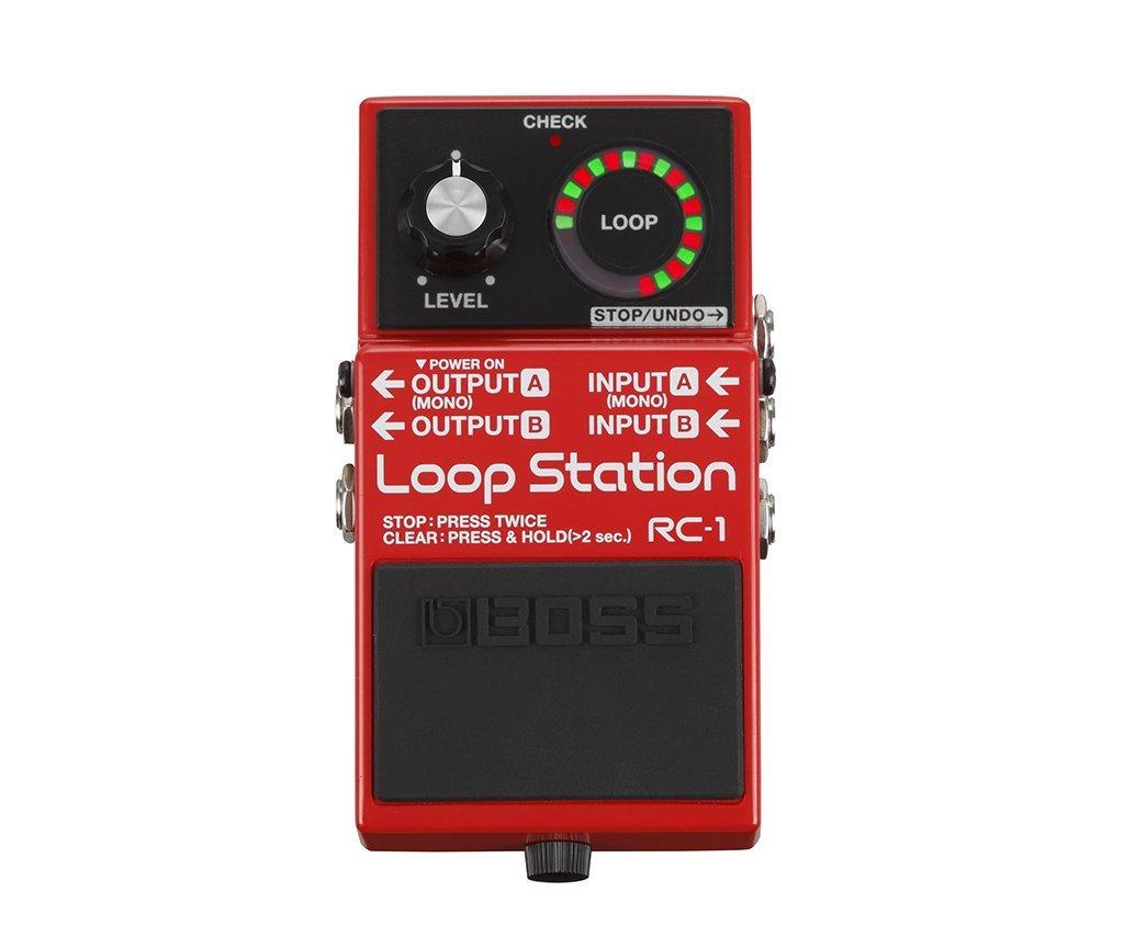 BOSS Loop Station RC-1