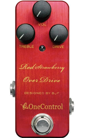 One Control Red Strawberry Over Drive
