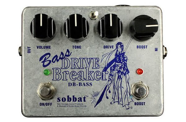 Sobbat Drive Breaker Bass