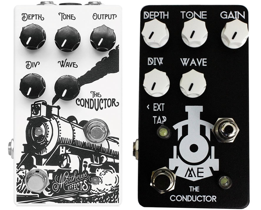 Matthews Effects The Conductor V1